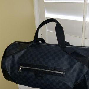 Louis Vuitton damier cobalt 2 way bag